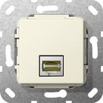 569601 System 55 Вставка: Modular Jack RJ45 Cat. 6A 10ГБ Ethernet