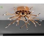 Потолочный светильник DLU 2384/8 gold Orion