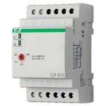 Реле контроля фаз CZF-332 с регулировкой порога напряжения отключения, переключающий контакт