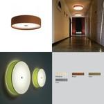 Светильник Discovolante E27 D40 Ribbon Ceiling- /Wall lamp Modoluce, E27 2x28W
