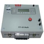 ПТ-01/4 кА пульт для проверки автоматических выключателей и схем РЗА.