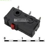 Микропереключатели SM5-00N-115 250v 3a (от 500 шт.)
