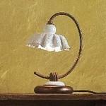 C912 LU Ferroluce Modena, Настольная лампа