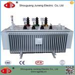 6КВ 100КВА Силовые масляные трехфазные трансформаторы