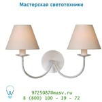 Lucide CAMPAGNE Wandl. 2xE14 (Schirm 61009/16/38) Ant W настенный светильник 31233/02/21