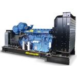 Дизельный генератор Hobberg на двигателе Perkins модель HP 880A