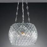 1311 L 1311/3.02 D 40 Diamante La Lampada, Подвесной светильник