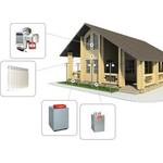 Автономное, индивидуальное отопление,водоснабжение