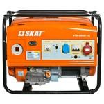 Установка генераторная бензиновая SKAT УГБ-6000(-1) Basic