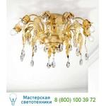 6205 PL10 CUT CRYSTAL Masiero потолочный светильник