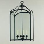 Swedish Lantern потолочный светильник CL0087.BK Vaughan