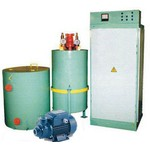 Паровой котел электрический КЭП-350/0,4 парогенератор промышленный