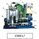 Cтанция масляная мобильная для обработки трансформаторного, индустриального и других масел СММ