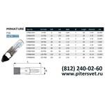 Коммутаторные лампы с цоколем T7 PSB (7мм. х 28мм.) MINIATURE T7, T7 x 28mm