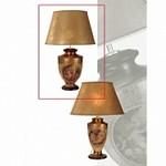 70782P Baroque Sarri, Настольная лампа