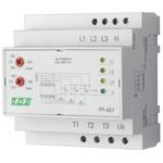 Автоматический переключатель фаз PF-451 без приоритетной фазы и выходами для контакторов