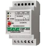 Реле контроля фаз CZF-333 без нулевого провода