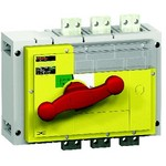 Выключатель-разъединитель INTERPACT INV1250 3П экстренного отключения | арт 31376 Schneider Electric