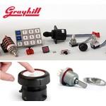 90HBW10PRT - Переключатели Grayhill