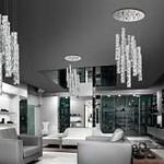 Glass&Glass 3700/S5 20 Bambù, Подвесной светильник