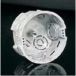 Коробка ПВХ приборная 72х44 мм