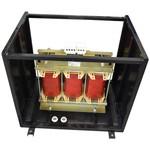 Трансформатор 3UI1, преобразующий три фазы в одну, мощностью 16 кВА 3x380/220 кВ, IP31