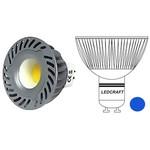 LED лампа 60 MR16(GU10) 3 Вт 220 Вольт Синий