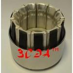 Контакт тюльпан 5КА.551.136 диаметр 24 мм на 630А для ячеек КРУ