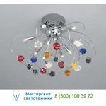 1307.19.5.VR.MULTI Kolarz Twister Rosy потолочный светильник