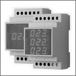 Указатель тока WT-1-75 (однофазный) цифровой ЕА04.008.002