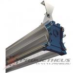 Светильник светодиодный потолочный промышленный PrLUX-DSPROM-100/2 (100W, IP65, 840х160х76)