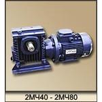 Мотор-редуктор червячный одноступенчатый МЧ-125