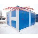 Трансформаторные подстанции БКТП, 2БКТП, КТПН