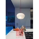 Rock SO1 matt milk white подвесной светильник Studio Italia Design