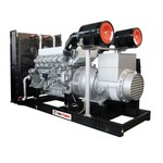 Дизель-электростанции TSR на базе китайских двигателей Mitsubishi