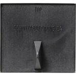 001501 KNX/EIB Системные устройства Защитная накладка