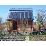Солнечная электростанция для дома,дачи, коттеджа