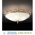 6025 PL4 CUT CRYSTAL Masiero потолочный светильник