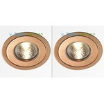 PICO50.5LN PSM Lighting stainless steel, светильник > Ceiling lights > Recessed lights