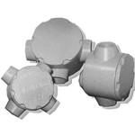 Коробки взрывозащищенные алюминиевые КТА-20
