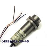 E3F2-LS10B4-S-2M-OMC Датчик фотоэлектрический цилиндрический диффузный с BGS 0,1 м, нерж., PNP, Кабель 2 м Omron
