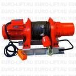 Лебедка электрическая (строительно-монтажная) KDJ-500E1