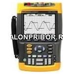 Fluke 192B - осциллограф-мультиметр (скопметр)