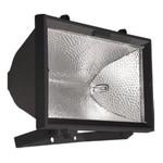 Прожектор галогенный FL-1000 1500W R7s черный/белый