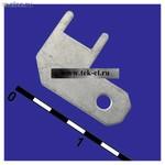Клеммы ножевые на плату DJ623-4.8 (от 1000 шт.)