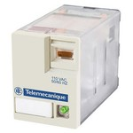 Реле 4, 120В переменного тока | арт. RXM4AB1F7 Schneider Electric
