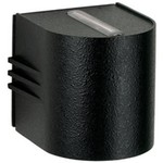 662307 Настенный прожектор узкий / широкий Power-LED 2x3,0W 4000K, чёрный, Albert