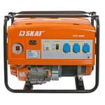 Установка генераторная бензиновая SKAT УГБ-4000