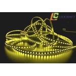 LED лента SMD 3528 9.6 Вт на метр 120 на метр IP 33 Желтый