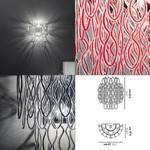 Studio Italia Design Lole AP Wall Lamp светильник, E27 2x105W Halo